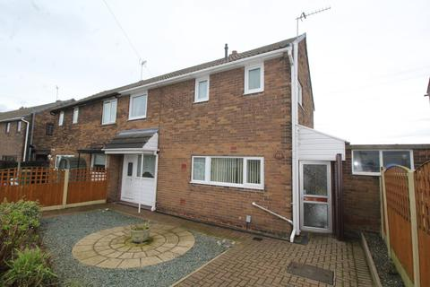 3 bedroom semi-detached house for sale - Queen Elizabeth Drive, Normanton