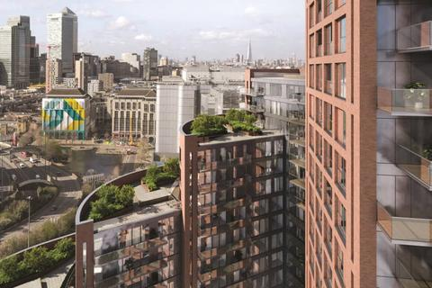 1 bedroom apartment for sale - Orchard Wharf, Silvocea Way, London, E14