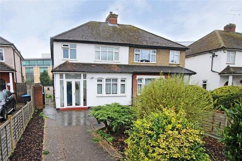 4 bedroom semi-detached house for sale - Woodhaw, Egham, Surrey, TW20