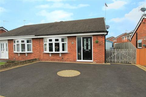 2 bedroom bungalow for sale - Heron Crescent, Crewe, Cheshire, CW1