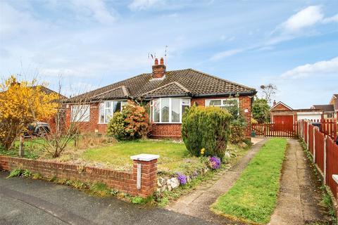 2 bedroom bungalow for sale - Sandringham Road, Garden Village, Wrexham, LL11