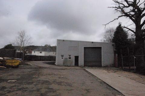 Land for sale - Oak Tree Workshops, Main Road, Neath