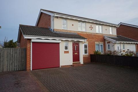 3 bedroom semi-detached house for sale - Woodlea, Forest Hall