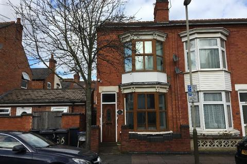 3 bedroom terraced house for sale - Beaconsfield Road, West End, Leicester, LE3 0FG