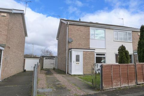 2 bedroom semi-detached house for sale - Culworth Drive, Wigston