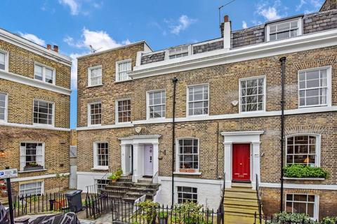 3 bedroom terraced house to rent - Hanover Gardens, London SE11