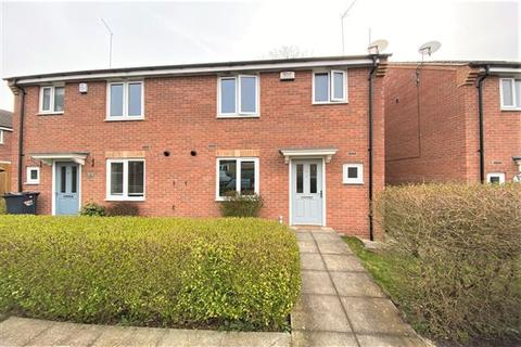 3 bedroom semi-detached house for sale - Camelia Mews, Swallownest, Sheffield, S26 4QB
