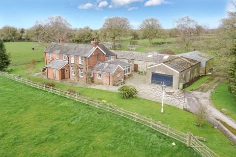 3 bedroom detached house for sale - Stonyflats Farm Brookhouse Lane, Smallwood, Sandbach, Cheshire, CW11 2XH
