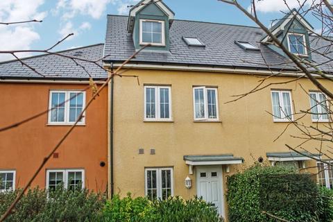 4 bedroom terraced house to rent - Hawkins Road, Exeter