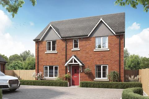 4 bedroom detached house for sale - Plot 164, The Leverton at Tithe Barn, Tithebarn Link Road, Exeter, Devon EX1