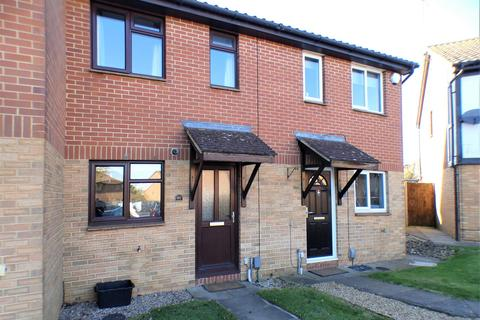 2 bedroom terraced house for sale - Bryant Way, Toddington