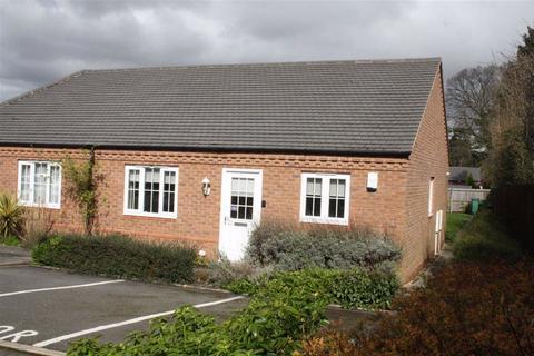 2 bedroom semi-detached bungalow for sale - Field Gate Gardens, Glenfield