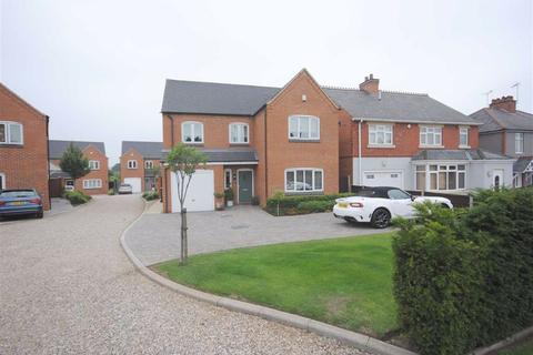 4 bedroom detached house for sale - Sapcote Road, Burbage, Leicestershire