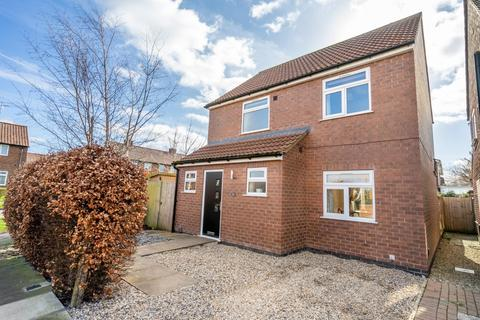 3 bedroom detached house for sale - Trent Way, York