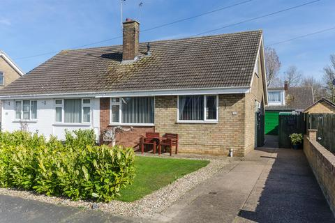 2 bedroom semi-detached bungalow for sale - Owst Road, Keyingham