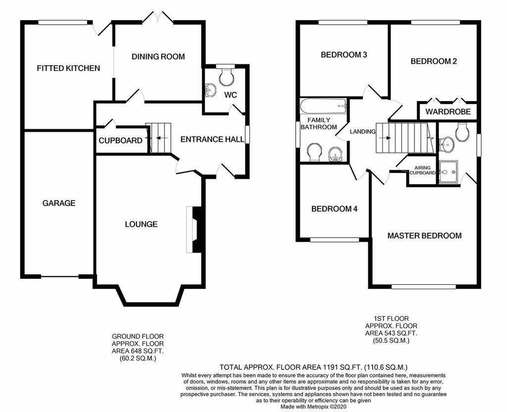 Floorplan: 31 Honeysuckle Drive South Normanton Alfretoon.JPG
