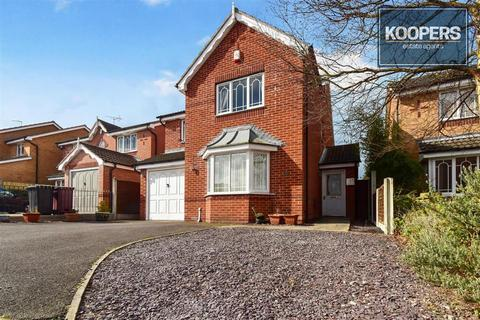 4 bedroom house for sale - Honeysuckle Drive, South Normanton, Alfreton