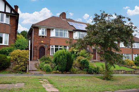 3 bedroom semi-detached house for sale - Hillsway, Littleover Village, Derby