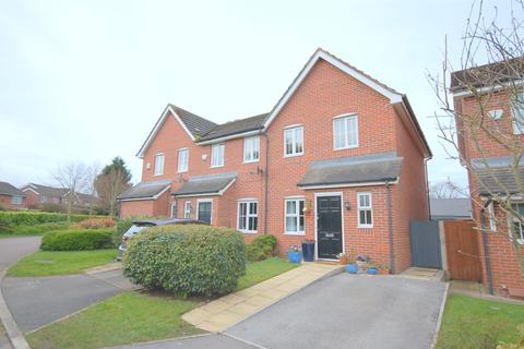 2 bedroom semi-detached house for sale - The Vineyard, Shavington, Crewe
