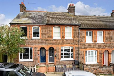 3 bedroom terraced house for sale - Folly Avenue, St Albans, Hertfordshire