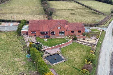 6 bedroom detached house for sale - Gravels Bank, Minsterley, Shrewsbury