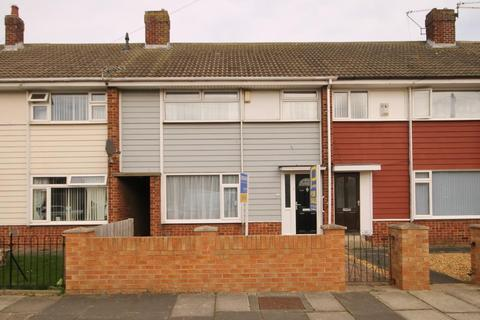 3 bedroom terraced house for sale - Miller Crescent, King Oswy, Hartlepool