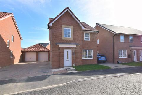 4 bedroom detached house for sale - Burcombe Close, Cherry Tree Park, Ryhope, Sunderland