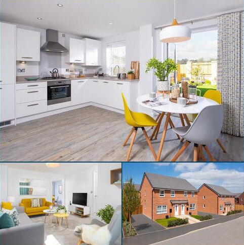 3 bedroom end of terrace house for sale - Plot 246, MAIDSTONE at Berry Hill, Lindhurst Way West, Mansfield, MANSFIELD NG18