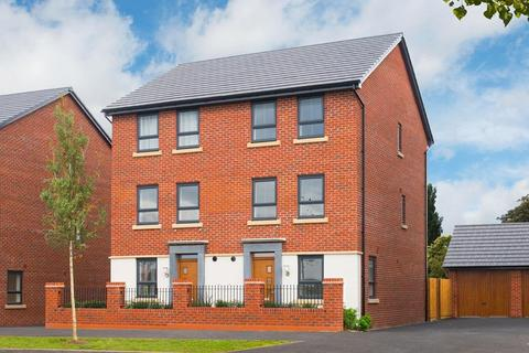 4 bedroom semi-detached house for sale - Plot 201, FAVERSHAM at New Lubbesthorpe, Tay Road, Lubbesthorpe, LEICESTER LE19