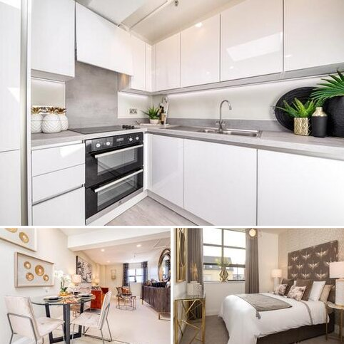 1 bedroom apartment for sale - Plot 541, White Building at White Building @ Chapel Gate, Kingsclere Road, Basingstoke, BASINGSTOKE RG21