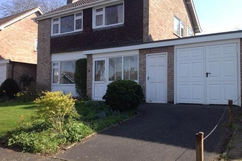 3 bedroom detached house for sale - Beech Road, Oadby, LE2