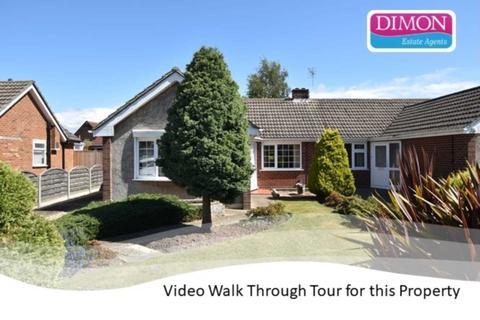 2 bedroom semi-detached bungalow for sale - Halsey Close, Alverstoke