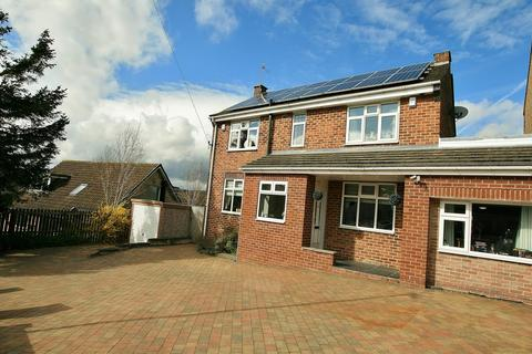 4 bedroom detached house for sale - Holmley Lane, Dronfield, Derbyshire S18 2HQ