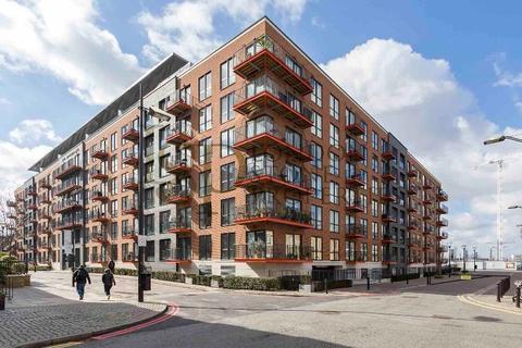 Studio to rent - Warehouse Court, Number One Street, Royal Arsenal Riverside, London SE18