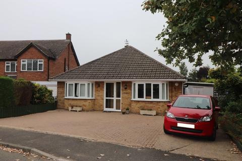 3 bedroom detached bungalow for sale - OXFORD DRIVE, MELTON MOWBRAY