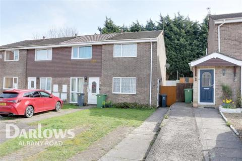 2 bedroom terraced house to rent - Silverstone Close