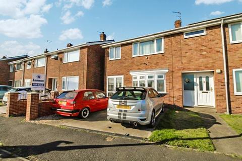3 bedroom end of terrace house for sale - Ingoe Close, Blyth