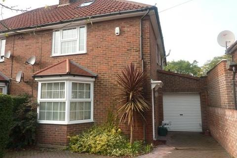 4 bedroom semi-detached house to rent - Saxon Drive, West Acton
