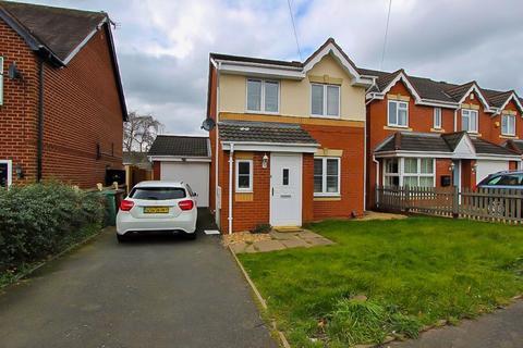 3 bedroom detached house for sale - Wood Lane, Pelsall, Walsall