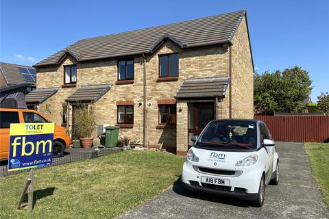 2 bedroom semi-detached house to rent - Redhill Park, Crowhill, Haverfordwest