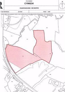 Land for sale - Bridell, Pembrokeshire