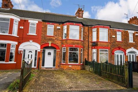 3 bedroom terraced house for sale - Northfield Road, Hull, HU3