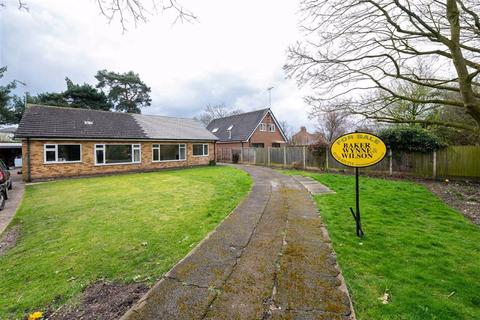 3 bedroom semi-detached bungalow for sale - Heathfield Close, Nantwich, Cheshire