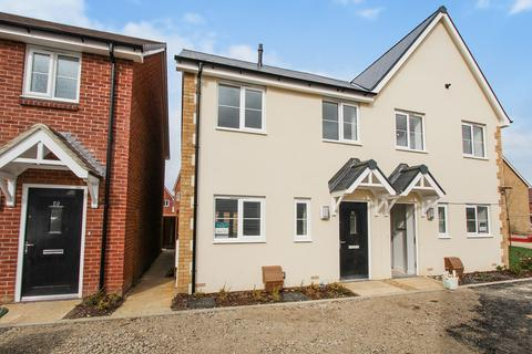 2 bedroom semi-detached house for sale - Robinson Avenue, Houghton Conquest, Bedford, MK45