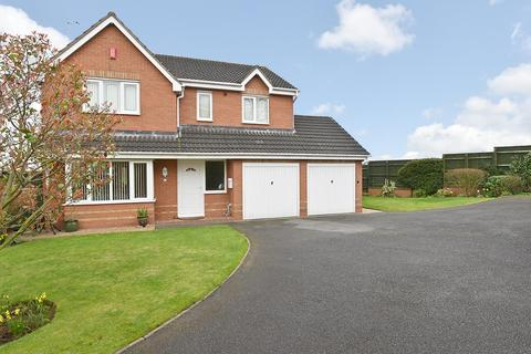 4 bedroom detached house for sale - Swan Hill, Mickleover, Derby