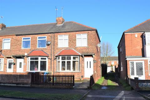 2 bedroom end of terrace house for sale - Richmond Road, Hessle