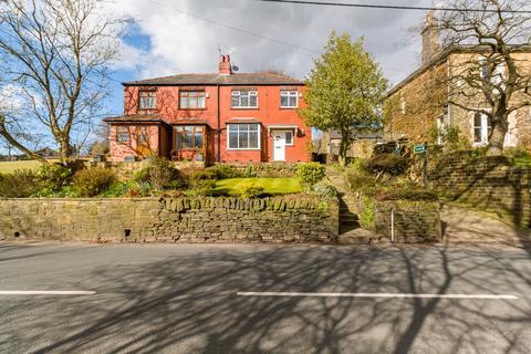 3 bedroom semi-detached house for sale - Dobcross New Road, Dobcross, Sadlleworth