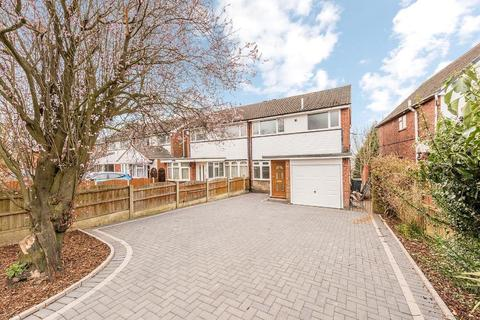 3 bedroom semi-detached house for sale - Bunbury Road, Northfield, Birmingham, B31 2DR