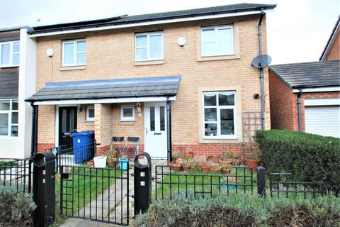 3 bedroom semi-detached house for sale - Wisteria Gardens, South Shields