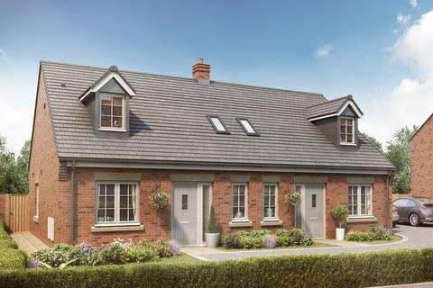 Lovell Homes - Saredon Gardens - Plot 537, The Wolvesey at Akron Gate, Stafford Road WV10